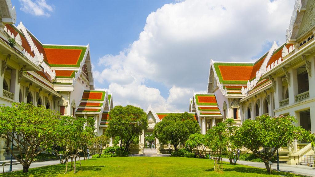 Chulalongkorn University, Bangkok, Thailand