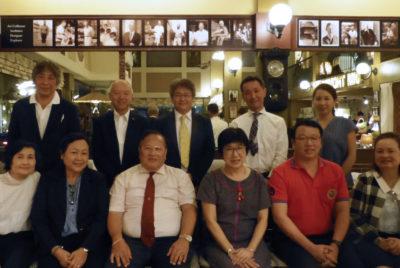 タイ王国放射線技師会との第1回交流会を開催しました