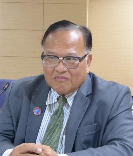 タイ王国放射線技師会サラ会長